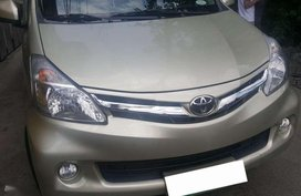 Toyota Avanza 2012 1.5 G Top of the line