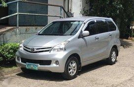 Toyota Avanza 1.3E AT 2013 for sale