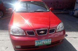 2004 Chevrolet OpTra FOR SALE