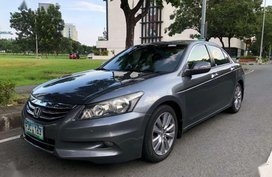 2011 Honda Accord  All Stock  All Leather