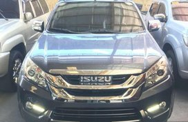 2017 Isuzu MUX LSA 30L 4x2 AUTOMATIC cash or financing