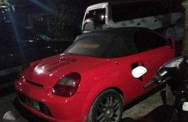 Toyota MR-S reg. FOR SALE