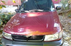 RUSH SALE!!! Mitsubishi Space Wagon 1997