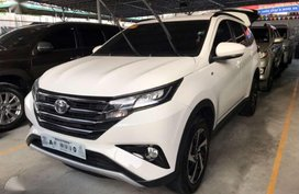 Toyota Rush G 2018 AT 8tkms Only Like New Pearl White