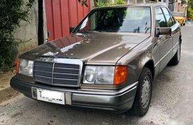 1990 Mercedes Benz W124 260E FOR SALE