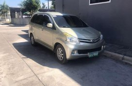 For sale Toyota Avanza e 2012 model