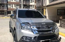 Isuzu Mux 2017 acquired for sale