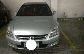 Honda Accord silver 2003 FOR SALE