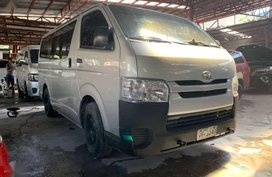 2016 TOYOTA Hiace Commuter 30 Manual Silver Thermalyte