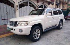 2011 Nissan Patrol super safari matic diesel 4x4 fresh best buy