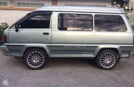 Toyota Lite Ace GLX 95 Gas FOR SALE