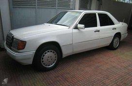1992 MERCEDES Benz 230e W124 automatic FOR SALE