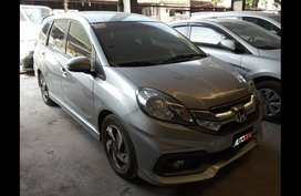 2016 Honda Mobilio RS AT for sale