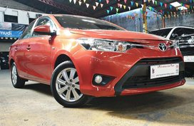 2017 TOYOTA Vios 1.3 E GAS MT FOR SALE
