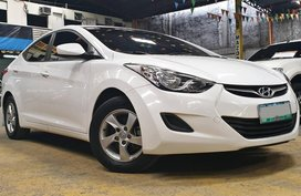 2013 HYUNDAI Elantra 1.6 GLS GAS AT for sale