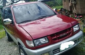Isuzu Crosswind Manual Diesel 2002 for sale
