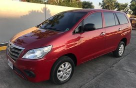 2014 Toyota Innova E Diesel Automatic for sale