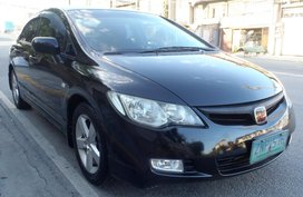 FOR SALE: 2008 Honda Civic FD 18s Automatic Php318,000 Only