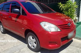 Toyota Innova Diesel E 2009 FOR SALE