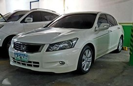 2008 Honda Accord 3.5 V6 (33tkm only) FOR SALE