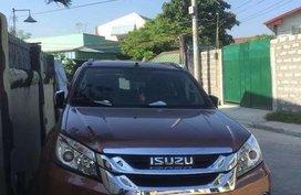 ISUZU Mux diesel automatic 2016 model
