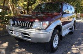 1997 Toyota Land Cruiser Prado MT local Diesel