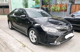 2016s Toyota Camry 2.5s for sale