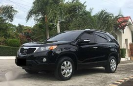 600k very cheap 2012 KIA SORENTO CRDi 1st own Cebu plate auto trans