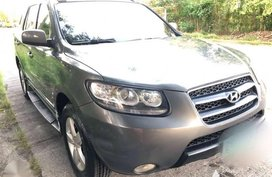 2008 Hyundai Santa Fe Grey FOR SALE