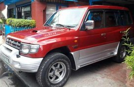 For sale MITSUBISHI Pajero ralli art 2008