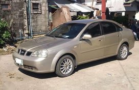 Chevrolet Optra 2004 model Manual FOR SALE