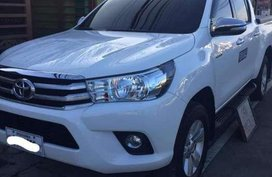 Toyota Hilux G 2017 for sale