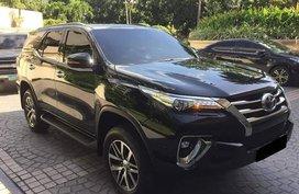 2019 Toyota Fortuner Bulletproof levelb6 4x4 Diesel