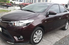 2017 Toyota Vios 1.3 E MT - FASTBREAK!