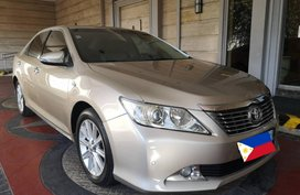 2013 TOYOTA CAMRY 2.5V for sale