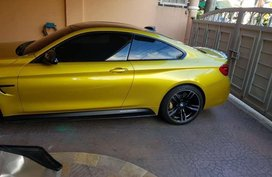 Bmw f82 M4 FOR SALE