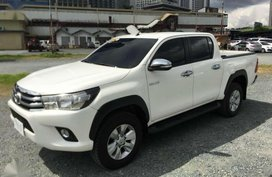 2017 Toyota Hilux G 4x4 for sale