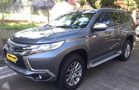 2016 MITSUBISHI Montero Sport first owned comprehensive leather seats
