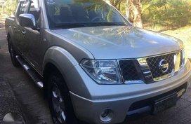 2013 Nissan Navara 4x4 MT FOR SALE