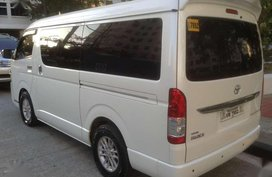 FOR SALE!!! 2017 Toyota Hiace Super Grandia Leather 3.0 Diesel AT