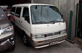 Nissan Urvan 2014 ESCAPADE MT for sale
