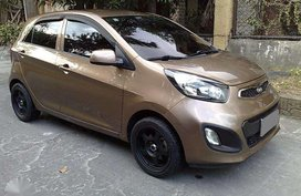 2014 Kia Picanto automatic 4 cylinder