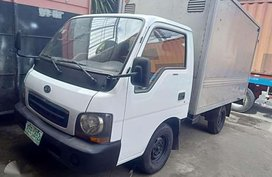 Kia Kc2700 van 2001 for sale