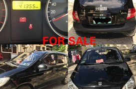 Hyundai Getz 2009 gasoline engine 1.1 manual transmission