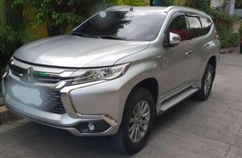 Mitsubishi Montero Sport 2017 Model 1st owned