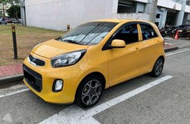 2017 Kia Picanto EX Manual MT with Dual Airbag
