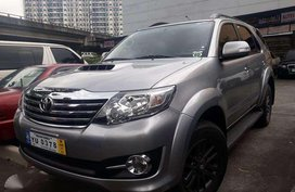 2016 Toyota Fortuner AT Gas Automobilico SM City Bicutan