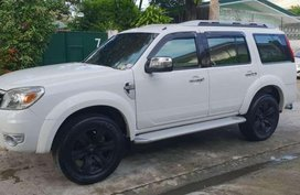 2010 Ford Everest Limited 4x2 for sale