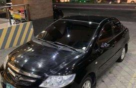 Honda City 2008 Black Automatic for sale