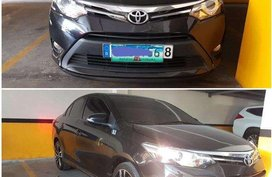 Toyota Vios 2013 MT G for sale